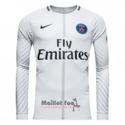 Maillot Paris Saint-Germain Gardien Manches Longues 2017-2018 Gr