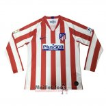 Maillot Atletico Madrid Domicile Manches Longues 2019-2020