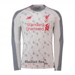 Maillot Liverpool Third Manches Longues 2018-2019