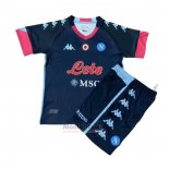 Maillot Naples Third Enfant 2020-2021