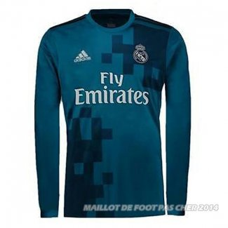 Maillot Real Madrid Third ML 2017/2018