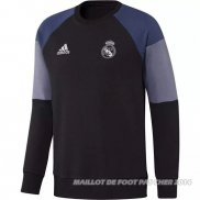Sweat Real Madrid 2016/2017 Noir
