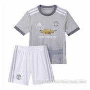 Maillot Manchester United Third Enfant 2017/2018