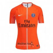 Maillot Paris Saint-Germain Gardien 2017-2018 Orange