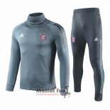 Ensemble Survetement Bayern Munich UCL 2018-2019 Gris