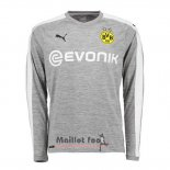 Maillot Borussia Dortmund Third Manches Longues 2017-2018
