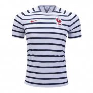 Maillot Entrainement France 2018 Blanc