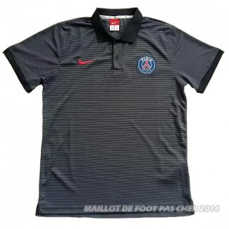 Maillot Polo Paris Saint-Germain 2017 Noir