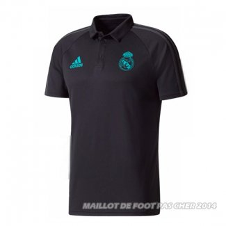 Maillot Polo del Real Madrid 2017/2018 Noir