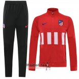 Ensemble Survetement Atletico Madrid 2019-2020 Rouge