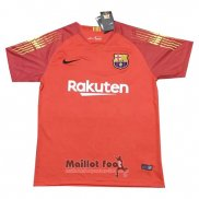 Maillot FC Barcelone Gardien 2018-2019 Orange