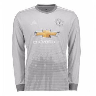 Maillot Manchester United Third 2017/2018 ML