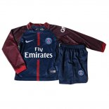 Maillot Paris Saint-Germain Domicile Enfant ML 2017/2018