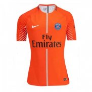 Maillot Paris Saint-germain Gardien 2017/2018 Naranja