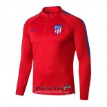 Sweat Atletico Madrid 2018-2019 Gris