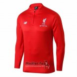 Sweat Liverpool 2018-2019 Rouge
