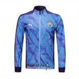 Veste Manchester City 2019-2020 Purpura