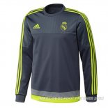 Hoodies Real Madrid 2015/2016 Gris