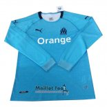 Maillot Olympique Marsella Third Manches Longues 2018-2019