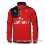 Veste Arsenal 2015/2016 Rouge