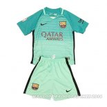 Maillot Barcelone Third Enfant 2016/2017