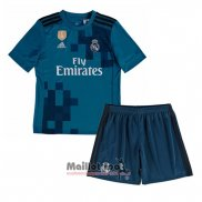 Maillot Real Madrid Third Enfant 2017-2018