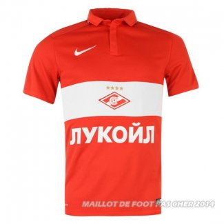 Maillot Spartak Moscow 2015/2016 Domicile Thailande