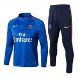 Ensemble Paris Saint-germain 2017/2018 Bleu
