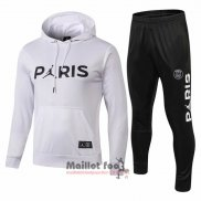 Ensemble Survetement Sweat Paris Saint-Germain Jordan 2018-2019