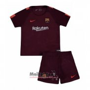 Maillot FC Barcelone Third Enfant 2017-2018