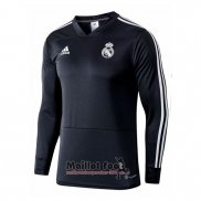 Sweat Real Madrid 2018-2019 Gris