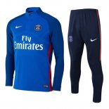 Ensemble Paris Saint-germain 2017-2018 Bleu