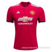 Maillot Manchester United Domicile 2017/2018