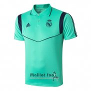 Polo Real Madrid 2019-2020 Vert