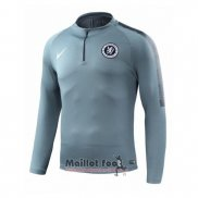 Sweat Chelsea 2018-2019 Gris Oscuro