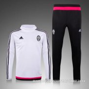Ensemble Survetement Juventus 2015/2016 Blanc