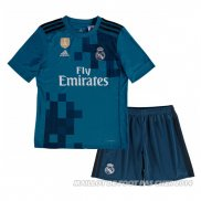 Maillot Real Madrid Third Enfant 2017/2018