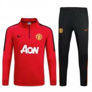 Ensemble Manchester United 2015/2016 Rouge