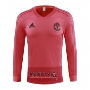 Sweat Manchester United 2018-2019 Rosa