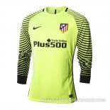 Maillot Atletico Madrid Domicile Gardien 2016/2017 ML