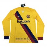 Maillot FC Barcelone Exterieur Manches Longues 2019-2020
