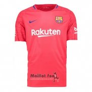 Maillot FC Barcelone Gardien 2017-2018 Rouge