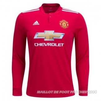Maillot Manchester United Domicile ML 2017/2018
