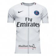 Maillot Paris Saint-Germain Gardien 2017-2018 Gris