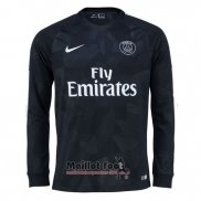 Maillot Paris Saint-Germain Third Manches Longues 2017-2018