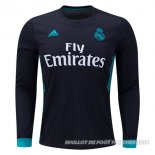 Maillot Real Madrid Extérieur 2017/2018 ML