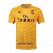 Maillot Real Madrid Gardien Domicile 2019-2020