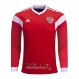 Maillot Russie Domicile Manches Longues 2018