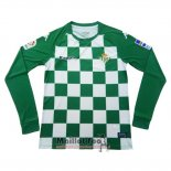 Maillot Betis Seville Plastico Reciclado Manches Longues 2019