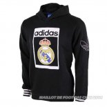 Hoodies Real Madrid 2015/2016 Noir